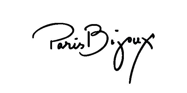 Corporate branding for Paris Bijoux