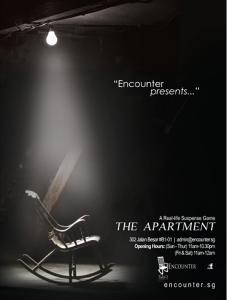 Encounter poster design