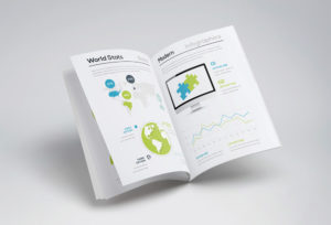 infographic sample brochure