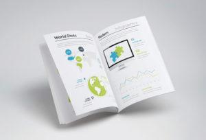 infographic sample brochure