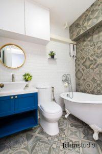 12 cantonment close interior design by Jehm